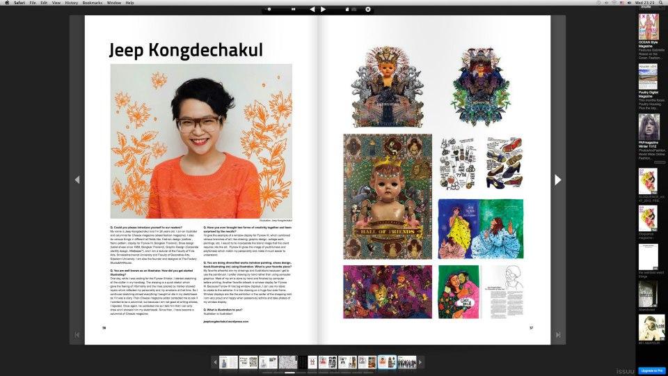 Eloquence Magazine 2012 Korea