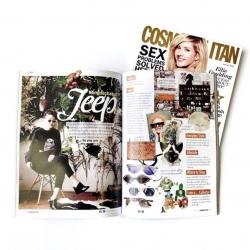 Cosmopolitant Magazine